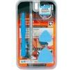Набор инструментов Jakemy JM-8114 - Инструмент для смартфона, планшетаИнструменты для смартфонов и планшетов<br>Набор для вскрытия мобильных устройств.<br>