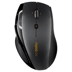 rapoo wireless laser mouse 7800p  usb (черный)