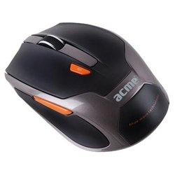 acme mb01 bluetooth optical mouse black-grey bluetooth