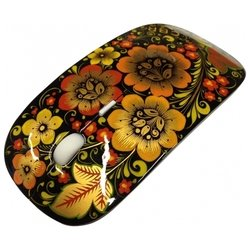 cbr cm 700 mouse russian soul black-yellow usb