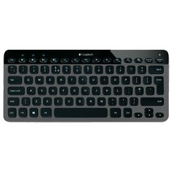 Logitech Illuminated Keyboard K810 (черный)