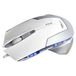 ��������� e-blue cobra mazer type-r (ems124wh) white usb