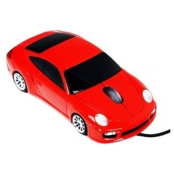 3cott kart mice iv red usb (красный)