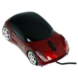 3Cott Kart Mice III Red USB (красный)