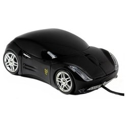 3Cott Kart Mice III Black USB (черный)