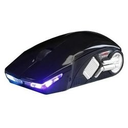3Cott Racing mouse 1200 Black USB (черный)