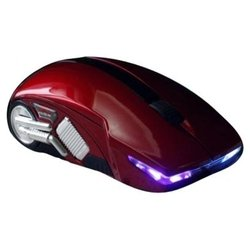 3cott racing mouse 1200 red usb (красный)