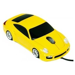 3Cott Kart Mice IV Yellow USB (желтый)