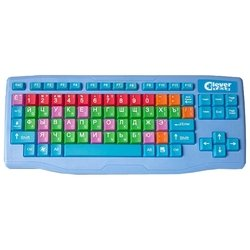 Clever Toys Wireless keyboard Blue USB