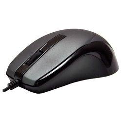 DeTech DE-3088 Rubber Shiny Grey USB