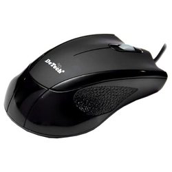 detech de-5050g 3d mouse black usb