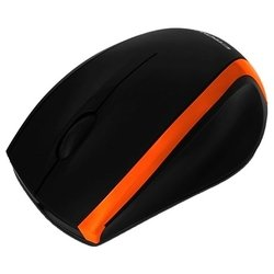 CROWN CMM-009 Black-Orange USB