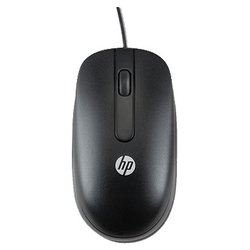 HP QY778AA Laser Mouse Black USB