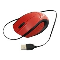 smarttrack 308 mouse red usb