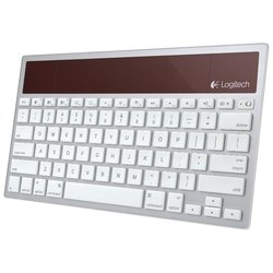 Logitech Wireless Solar Keyboard K760 (серебро)