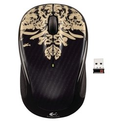 ��������� logitech wireless mouse m325 victorian wallpaper black usb