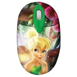 Cirkuit Planet DIS-FAIRIES-MOU-198 Red-Green USB