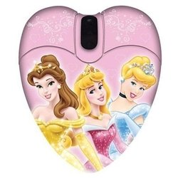 Cirkuit Planet DIS-PRINCESS-MOU-212 Pink USB