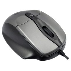 ���� arctic m551 wired laser gaming mouse black-silver usb