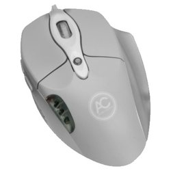 arctic m551 wired laser gaming mouse silver usb
