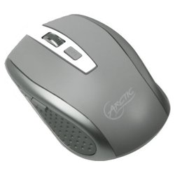 arctic m361 portable wireless mouse silver usb