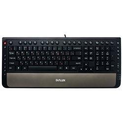Delux DLK-5108 Black USB