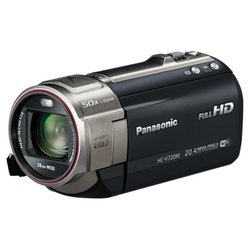 "Panasonic HC-V720M (black 1xMOS 21x IS opt 3"" Touch LCD 1080 16Gb SDXC+SDHC Flash 3D WiFi)"