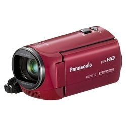 panasonic hc-v110 (red 1xmos 38x is opt 2.7 1080i sdhc flash)