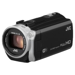 JVC Everio GZ-EX515 (black 1CMOS 38x IS opt 3 Touch LCD 1080p 24Mb SDHC WiFi)