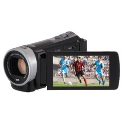 jvc everio gz-e300 (black 1cmos 40x is el 3 touch lcd 1080p 24mb sdhc)
