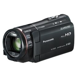 Panasonic HC-X920 (black 3xMOS 12x IS opt 3.5 Touch LCD 1080p SDXC Flash 3D)