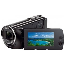 sony hdr-pj220e (black 1cmos 27x is opt+el 2.7 touch lcd 1080p ms pro duo+sdhc flash)