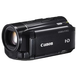 canon legria hf m52 (black 1cmos pro 10x is opt 3 touch lcd 1080i 32gb sdhc)