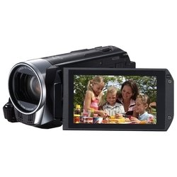 canon legria hf r36 (black 1cmos 32x is opt 3 touch lcd 1080p 8gb sdxc wifi)