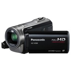 Panasonic HC-V500 (black 1xMOS 38x IS opt 3 Touch LCD 1080i SDXC Flash)