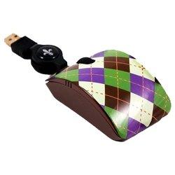 Bodino RINGO Black-Green USB