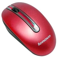 lenovo wireless mouse n3903a red usb