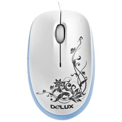 delux dlm-100 white-blue usb