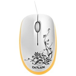 delux dlm-100 white-orange usb