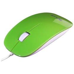 Delux DLM-111 Green USB (зелено-белый)