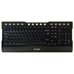 Delux DLK-5881 Black USB
