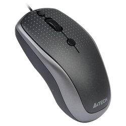 a4tech d-530fx-2 dustfree hd mouse black usb (черный)