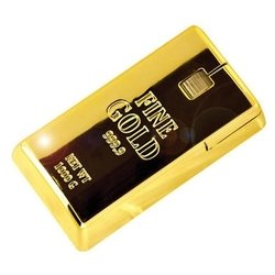 mustard fine gold mouse gold usb