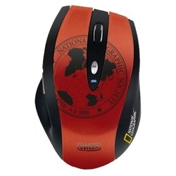 sweex mi612 wireless laser mouse black-red usb
