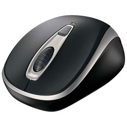 Microsoft Wireless Mobile Mouse 3000V2 USB (черный)