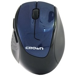 crown cmm-903w blue usb