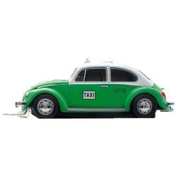 click car mouse vw beetle taxi wired green usb