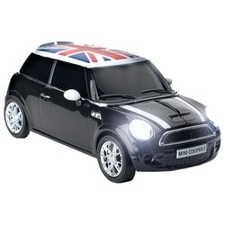 Click Car Mouse Mini Cooper S Wireless Nano Black USB