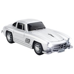 Click Car Mouse Mercedes-Benz 300 SL Wireless Silver USB