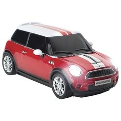 Click Car Mouse Mini Cooper S Wireless Nano Red USB